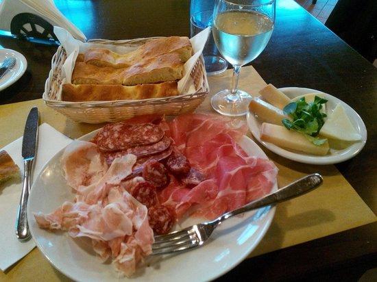 Fontanellato, Italia: Una libidine