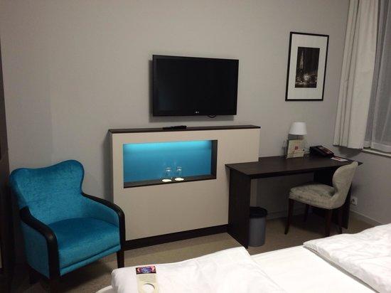 Thon Hotel EU: Room