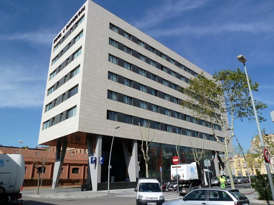 Hotel 4b barcelona picture of hotel 4 barcelona for Hotel paris barcelona