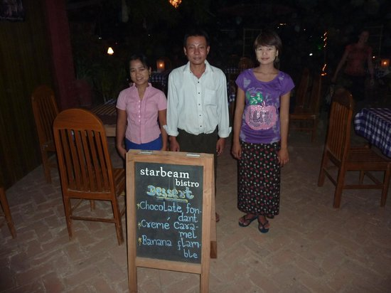 Star Beam : Wonderful staff