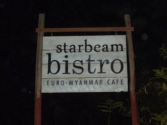 Star Beam : Sign