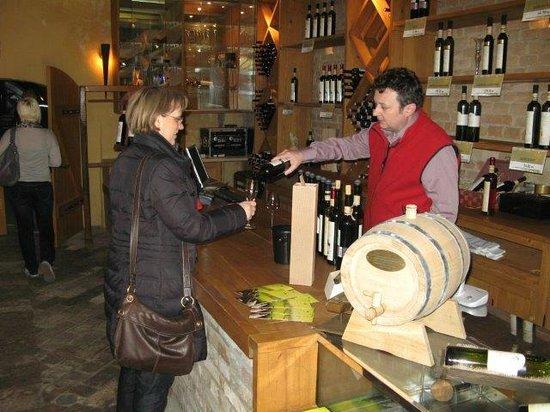 JOSIC: Wine tasting