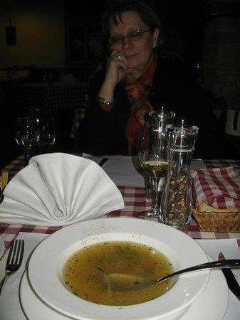 JOSIC: Pheasant soup