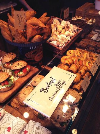 Chandos Deli: It's Lunchtime