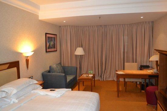 Melia Kuala Lumpur: Кровать
