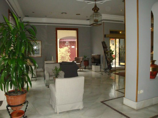 Hotel Dona Blanca: Sala de Espera