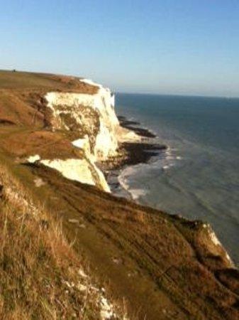 Kreidefelsen von Dover: White Cliffs