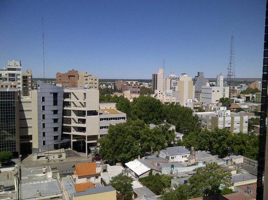 Hotel del Comahue : Vista desde mi habitación