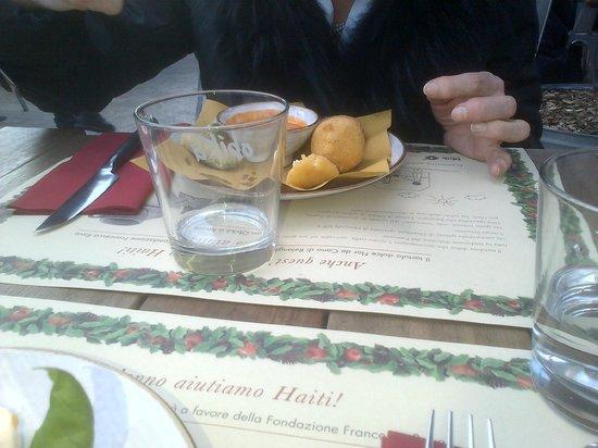 Obica Mozzarella Bar - Duomo: fritto