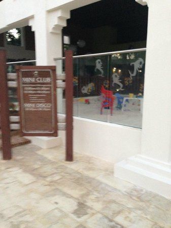 IFA Villas Bavaro Resort & Spa : Kids play area/daycare
