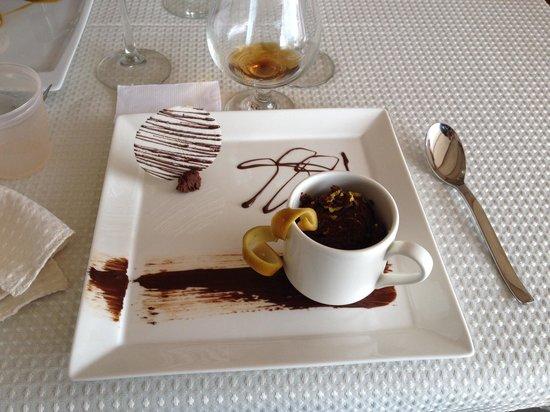 Felipe restauranteboutique: Mousse de chocolat