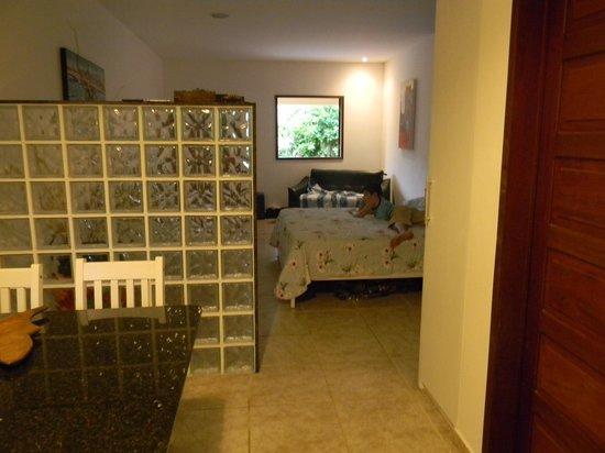 Condominio Oasis das Flores: quarto cozinha