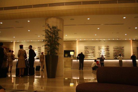 Carlton Hotel Singapore: Lobby area