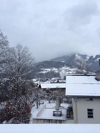 Haus Wilhelmina : view from room no. 24