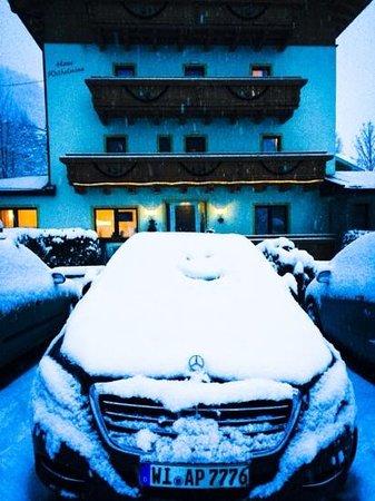 Haus Wilhelmina : outside