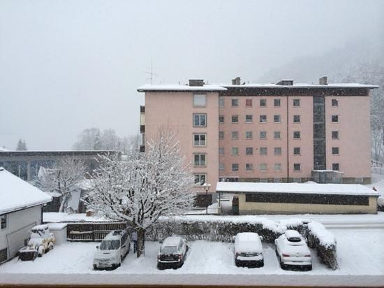 Haus Wilhelmina : view from room no. 24 balcony