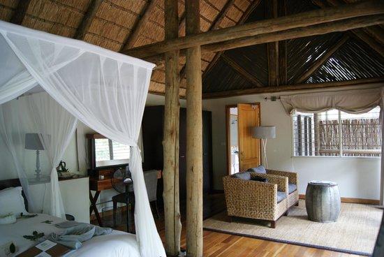 Savute Safari Lodge: camera