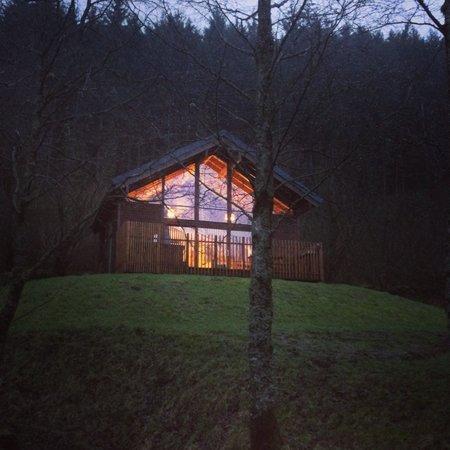 Forest Holidays Strathyre, Scotland: Our cabin