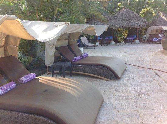 The Reserve at Paradisus Punta Cana: Área da piscina