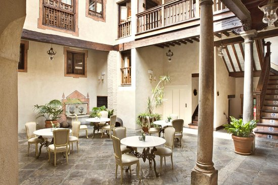 Hotel casa 1800 granada hotel reviews photos rate comparison tripadvisor - Hotel casa 1800 granada ...