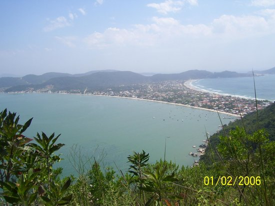 Morro do Macaco : Vista Macaco
