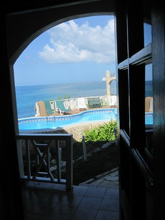 Home Sweet Home Resort : view from our room