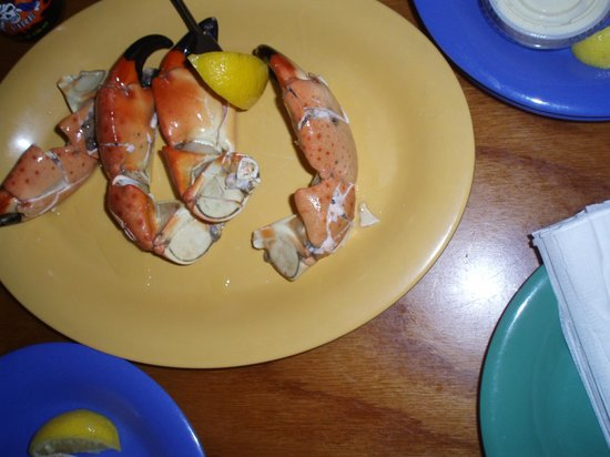 Frenchy's Original Cafe: stone crab claws