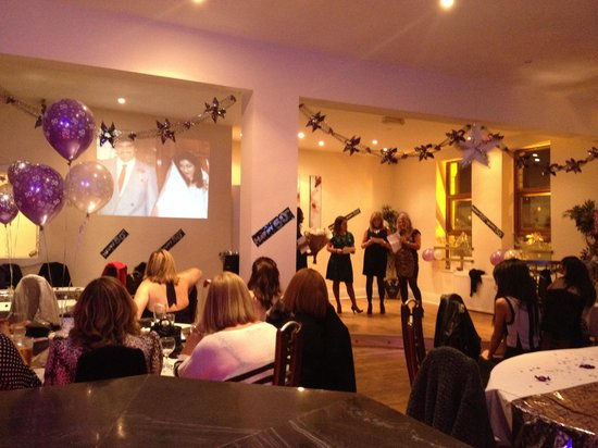 The Imperial: Parties in the function room