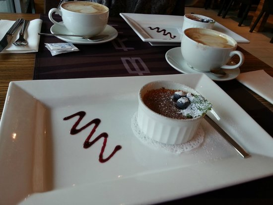 Zebra Cafe: крем-боюле ))