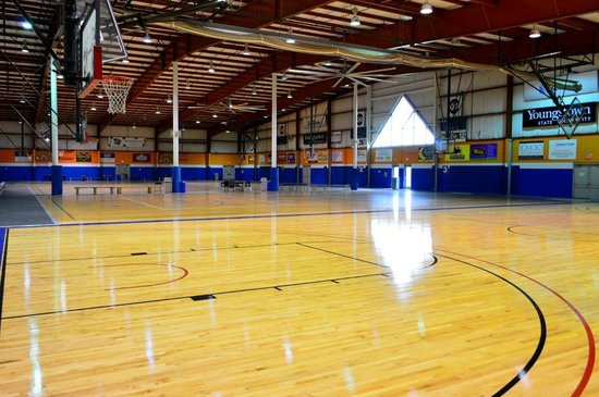 Basketball Courts Picture Of Erie Bank Sports Park Erie Tripadvisor