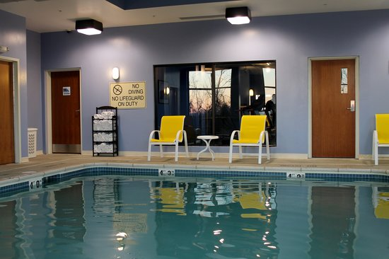 Holiday Inn Express & Suites - Harrisburg West : Swimming Pool