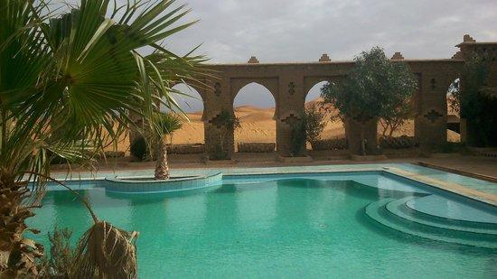 Auberge du Sud : Incredible pool views