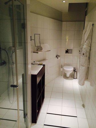 InterContinental Paris-Avenue Marceau: Baño 5 estrellas?