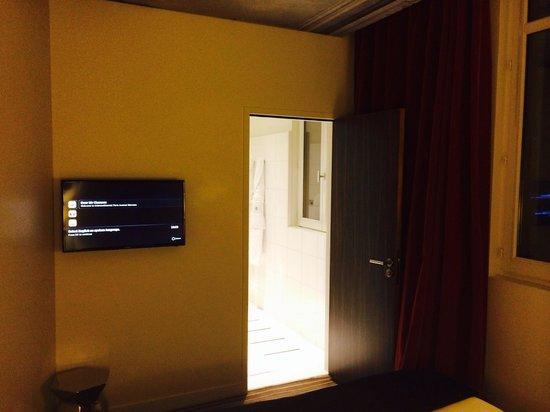 InterContinental Paris-Avenue Marceau: Espectacular vista desde la cama