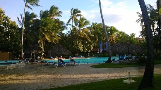 Punta Cana Princess All Suites Resort & Spa: Vista desde el cuarto