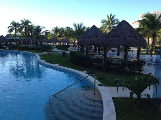 Paradisus Playa Del Carmen La Esmeralda : Piscina