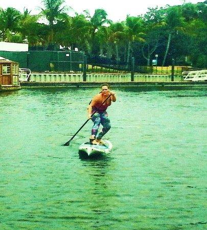 Blueline Surf & Paddle Co.: Rachel
