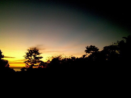 Hotel Sol y Mar: Sunset
