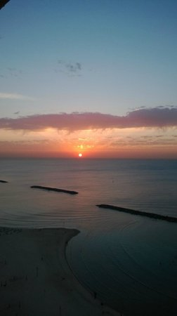 Herods Tel Aviv: My view at the end of the day