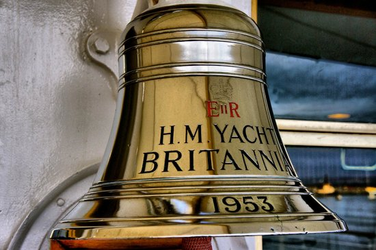 HMY Britannia: The Bell