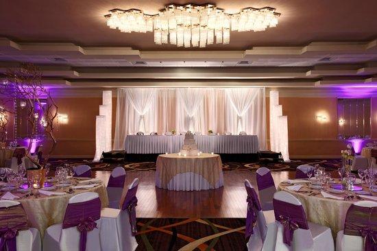 Hilton Chicago/Oak Lawn: Wedding in the Astoria Ballroom at the Hilton Chicago/ Oak Lawn