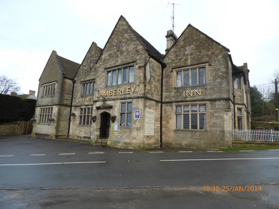 The Amberley Inn: Outside view
