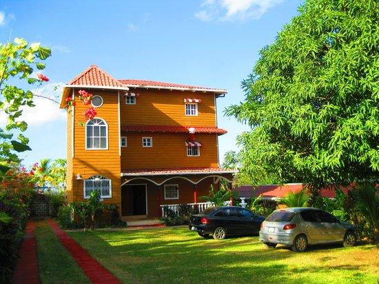Hotel Villa Ordonez: Hotel Villa Ordoñez