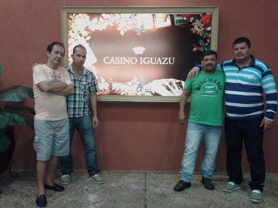 Casino Iguazu: Abraço leleisom . Voltaremos em breve para ganhar mais dólares. Rssss