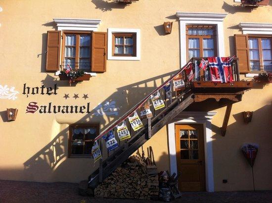 Hotel Salvanel: Welcome!