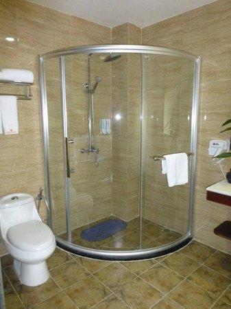 Xishuangbanna Hotel : bathroom