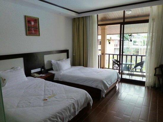Xishuangbanna Hotel: room