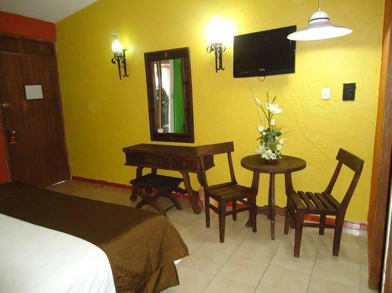 Hotel El Rancho: Dentro de a Habitación