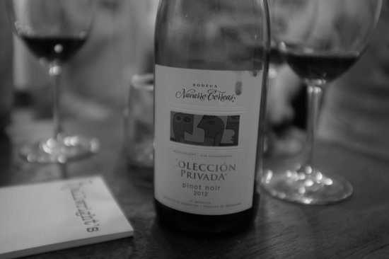 Hallwright's: delicious pinot