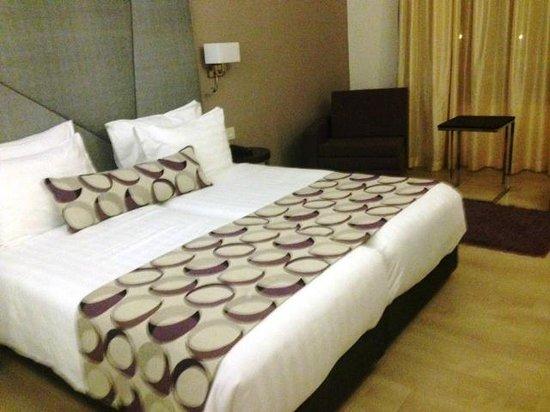 Hotel Yehuda: my room